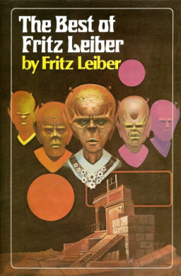The Best of Fritz Leiber (SFBC hardcover edition)