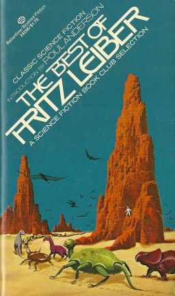 The Best of Fritz Leiber-small