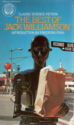 The Best of Jack Williamson-small
