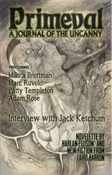 Primeval A Journal of the Uncanny, Issue 1