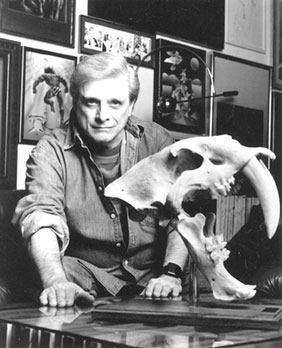 Harlan Ellison author photo