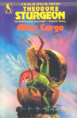 Alien Cargo Theodore Sturgeon-small
