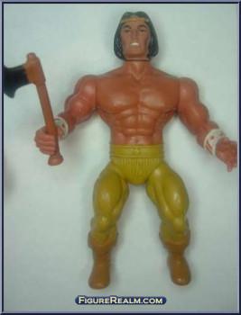Arak Action Figure from Remco, 1982