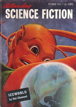 Astounding Science Fiction october 1951-small