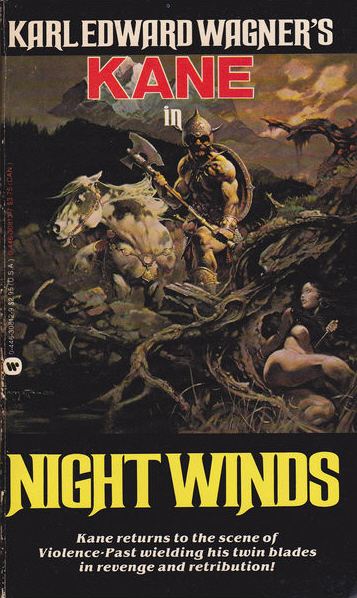 Black Gate 187 Articles 187 Night Winds By Karl Edward Wagner