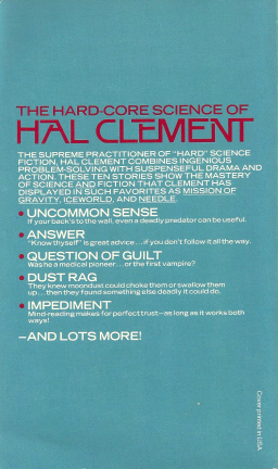 The Best of Hal Clement back-small