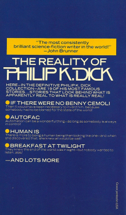 The Best of Philip K Dick back-small