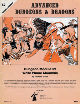 White Plume Mountain-small