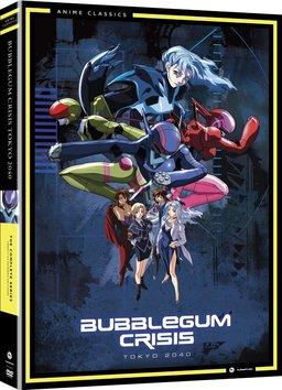 Bubblegum Crisis Tokyo 2040-small