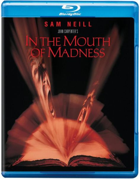 In the Mouth of Madness Blu-ray cover