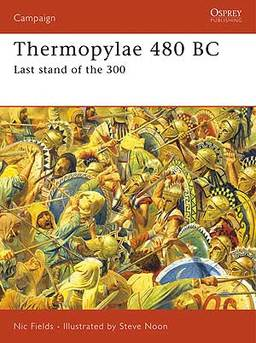 Thermopyale Last Stand of the 300-small