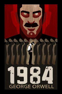 1984 George Orwell-small