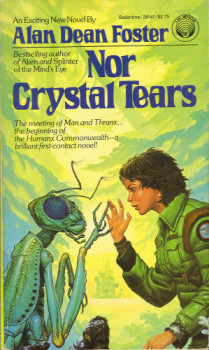 Alan Dean Foster - Nor Crystal Tears
