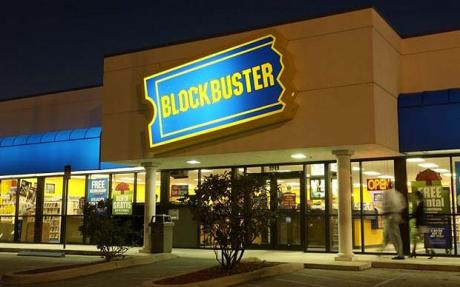 Blockbuster is Gone