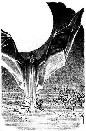 Finlay Vampire