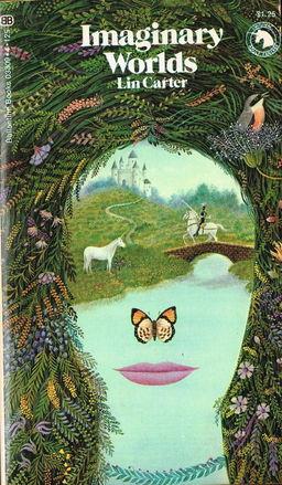 Lin Carter Imaginary Worlds-small