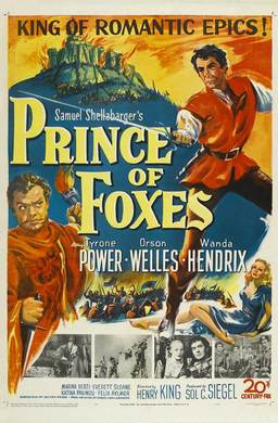 Prince of Foxes Poster 1949-small