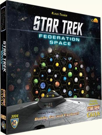 Star Trek Federation Space-small