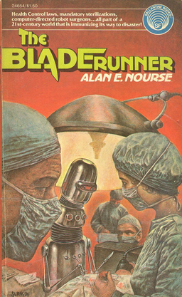 The Bladerunner Alan E Nourse-small