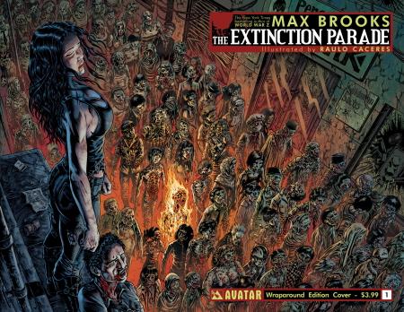 The Extinction Parade-small