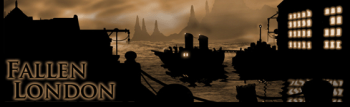 The Wolfstack Docks icon for Fallen London