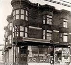 """Holmes' """"murder castle"""" in Chicago"""
