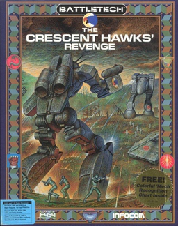 BattleTech The Crescent Hawk's Revenge-small