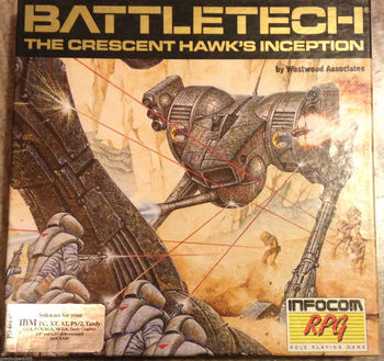 Battletech The Crescent Hawk's Inception-small