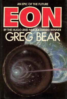Eon by Greg Bear-small