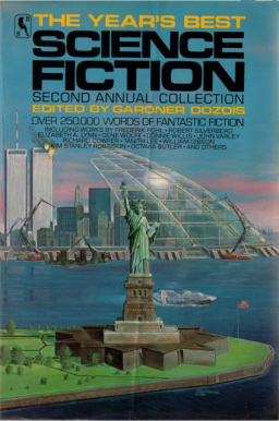 Gardner Dozois The Year's Best Science Fiction Second Annual Collection-small