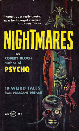 Nightmares Robert Bloch-small