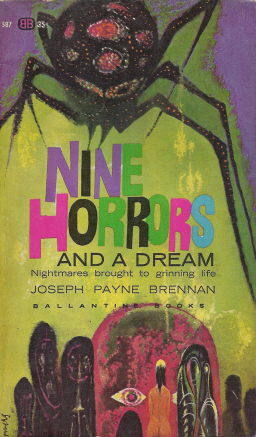 Nine Horrors and a Dream-small