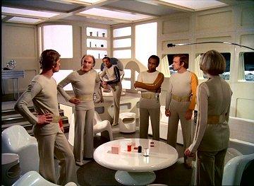 Space 1999 cast