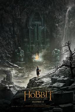 The Hobbit the Desolation of Smaug poster2-small