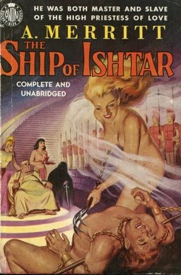 The Ship of Ishtar Avon paperback-small