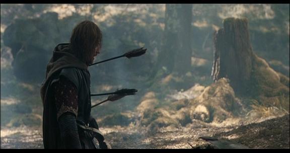 Death of Boromir