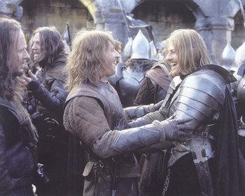 Faramir and Boromir-small