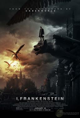 I Frankenstein Poster-small