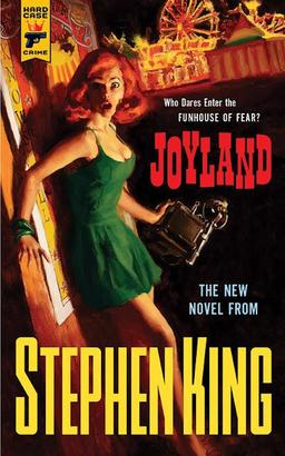 Joyland Stephen King-small