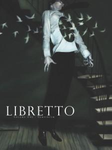 Libretto comic