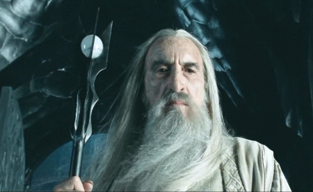 Saruman in his Tower-small
