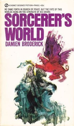 Sorcerer's World Damien Broderic-small