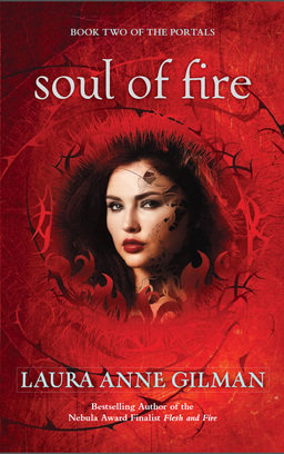 Soul of Fire Laura Anne Gilman-small