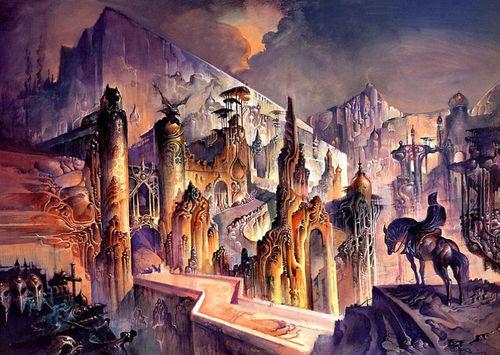 The Citadel by Bruce Pennington-small