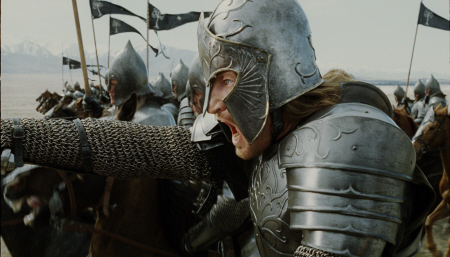 The Return of the King Faramir's charge-small