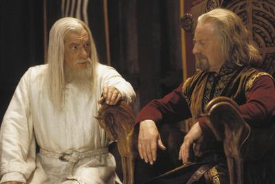 Theoden and Gandalf-small