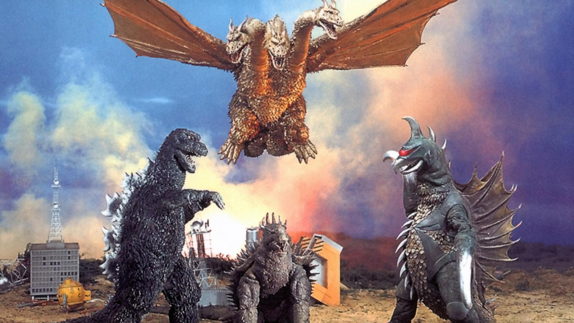 Godzilla Vs Gigan Toys 111