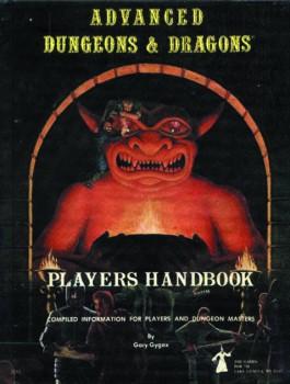 1st Edition Players Handbook