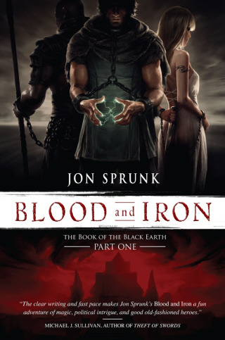 Blood and Iron Jon Sprunk-medium