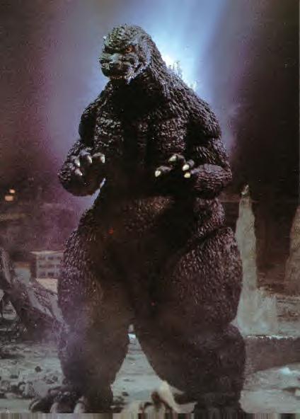 Godzilla 89